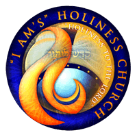 """I AM'S"" Holiness Church Logo"